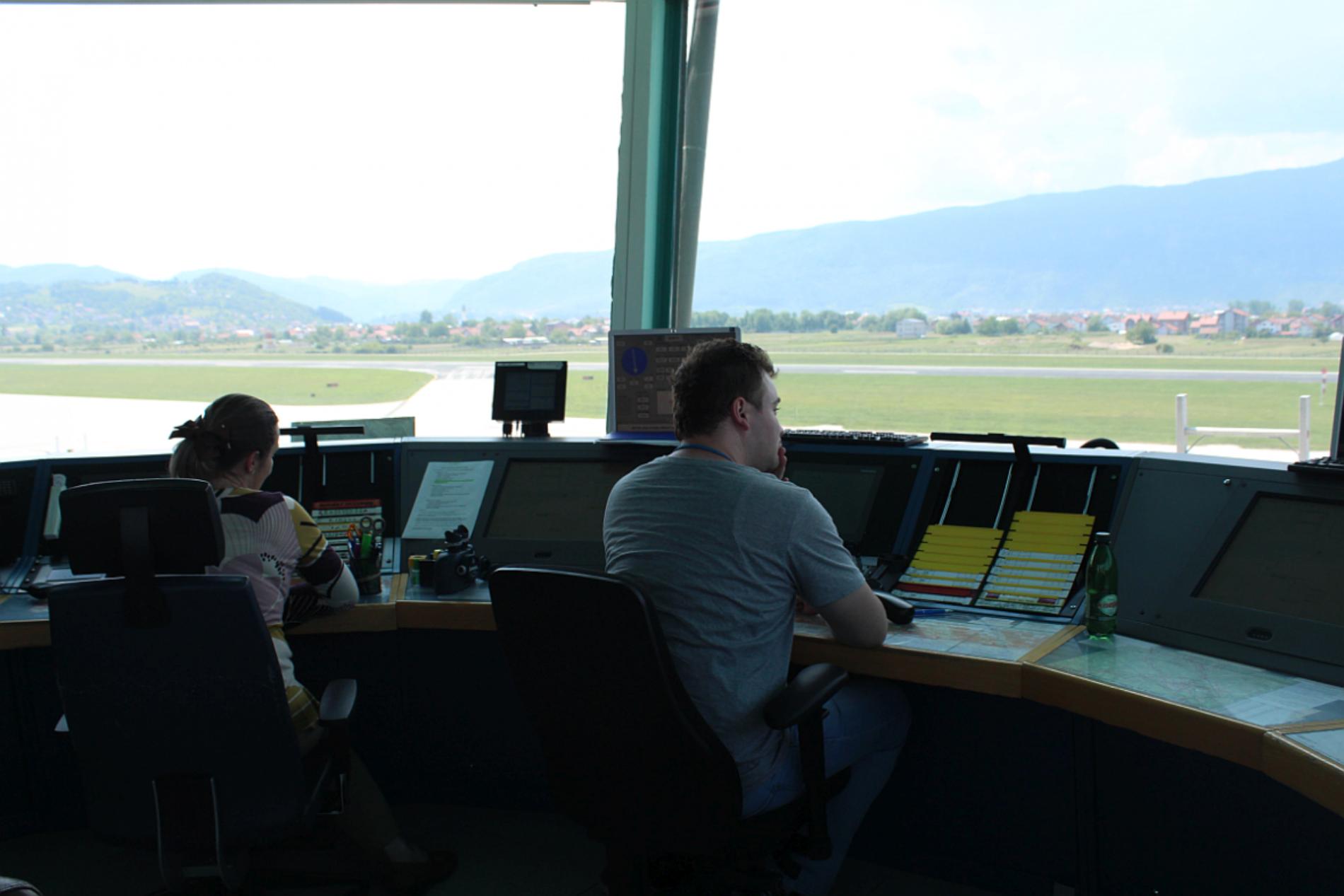 Kontrola bosanskog neba donosi zaradu: 71 milion maraka na osnovu preleta aviona