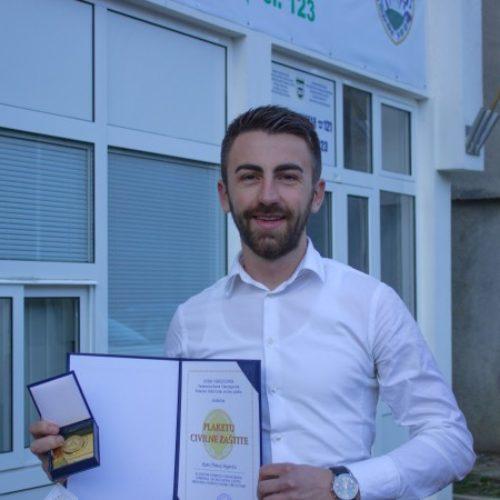 Rami Begoviću iz Jablanice najveće priznanje FUCZ (Video)