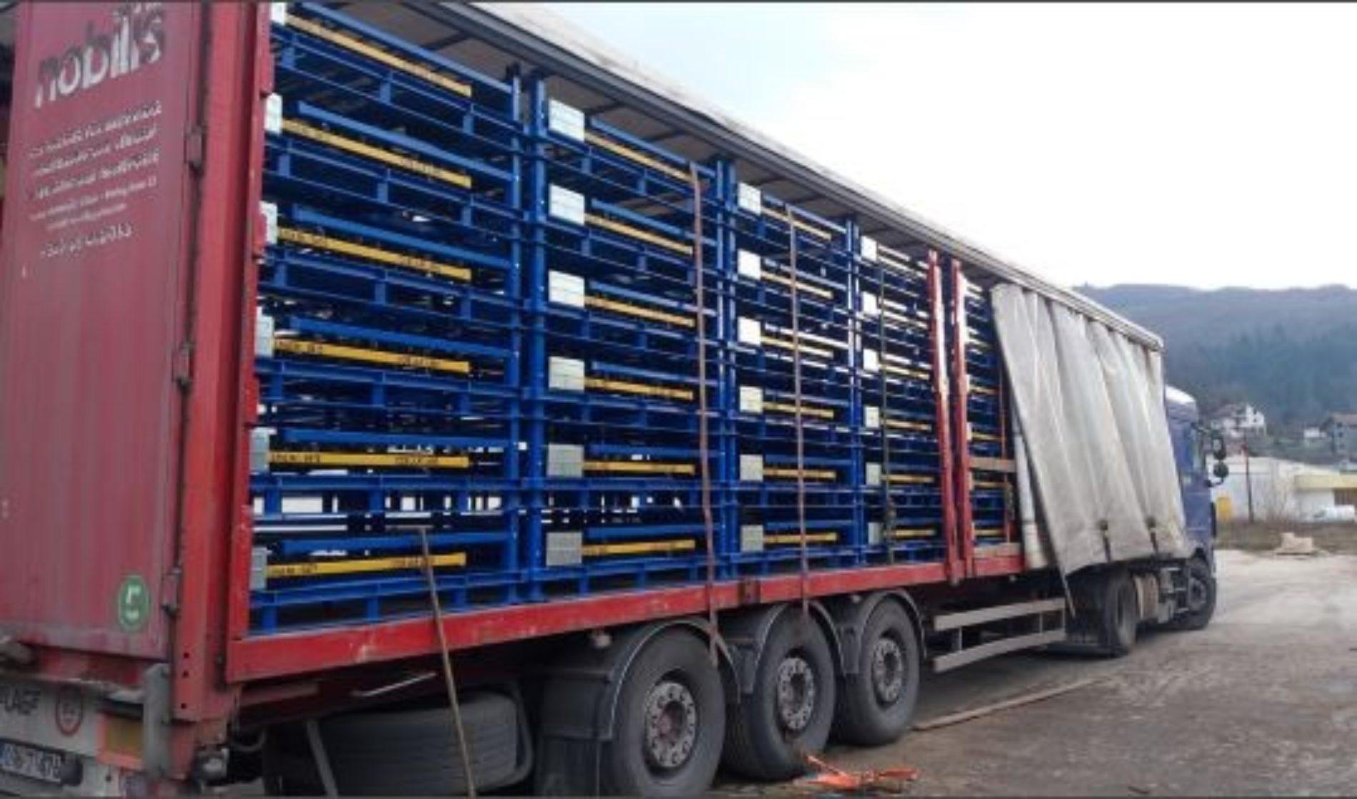 Racks Production Bosnia: Transportne korpe iz Jajca osvajaju svjetsku autoindustriju