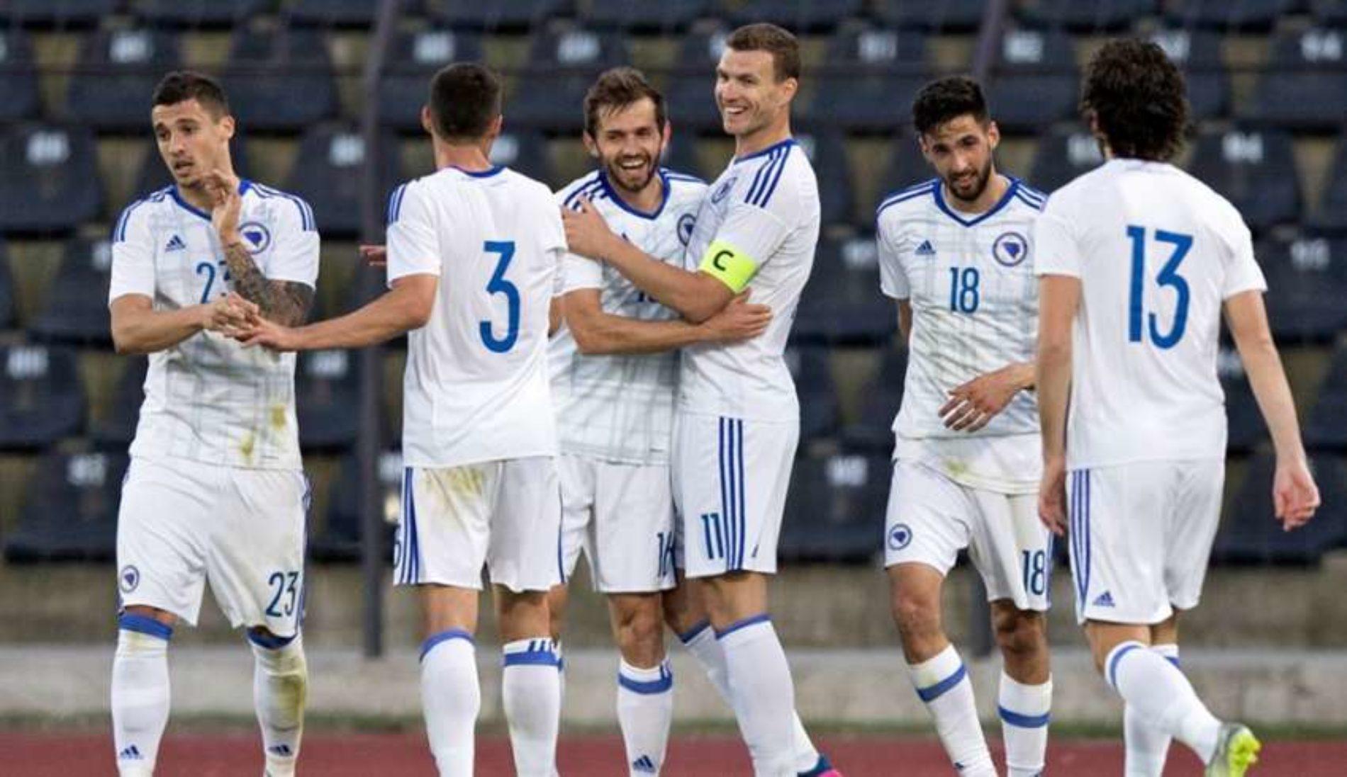 Zmajevi preletjeli zemlju orlova: Albanija 1-2 Bosna i Hercegovina (Video)