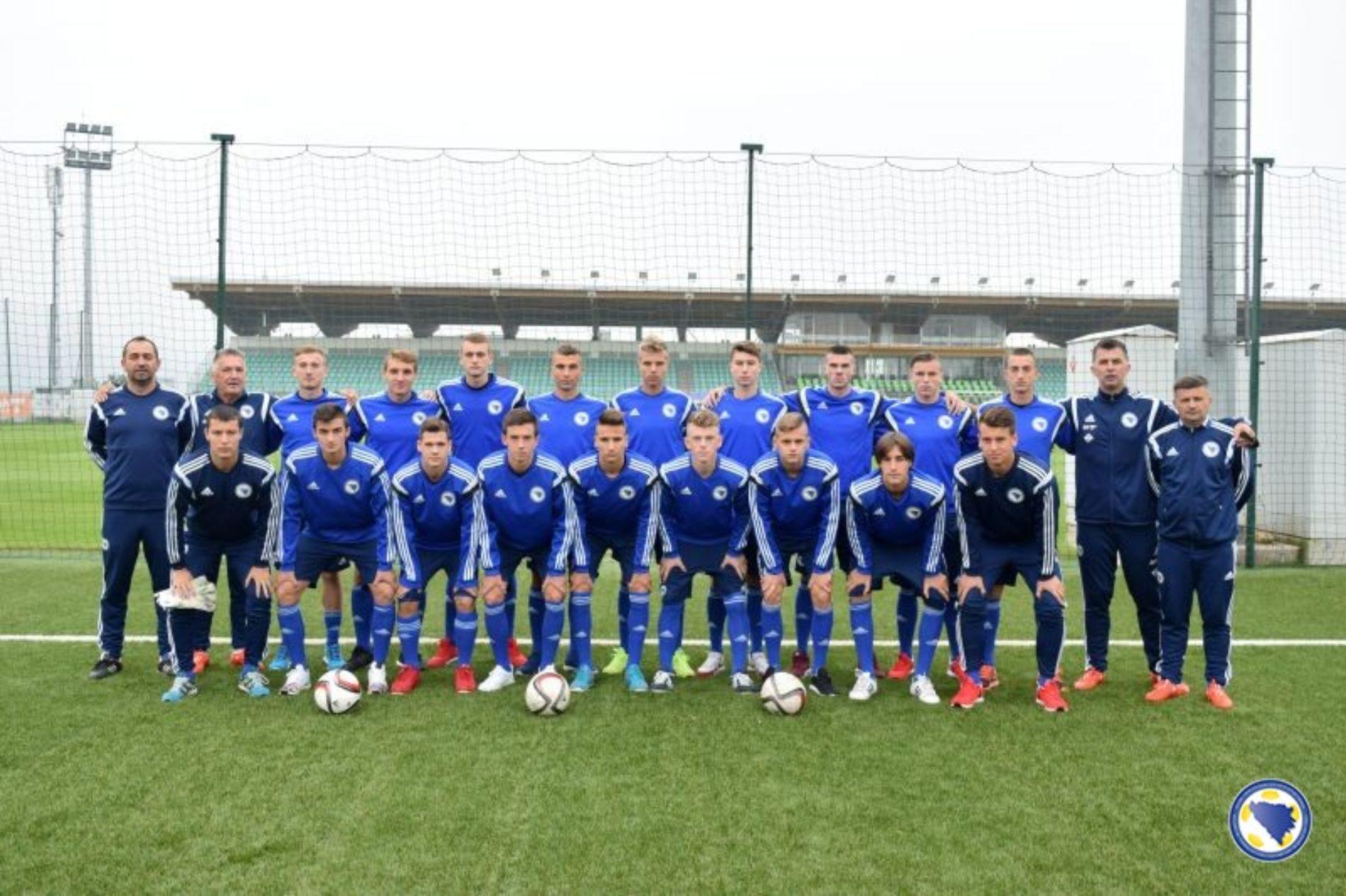 Juniori pobjedom počeli kvalifikacije – 2:0 protiv Francuske
