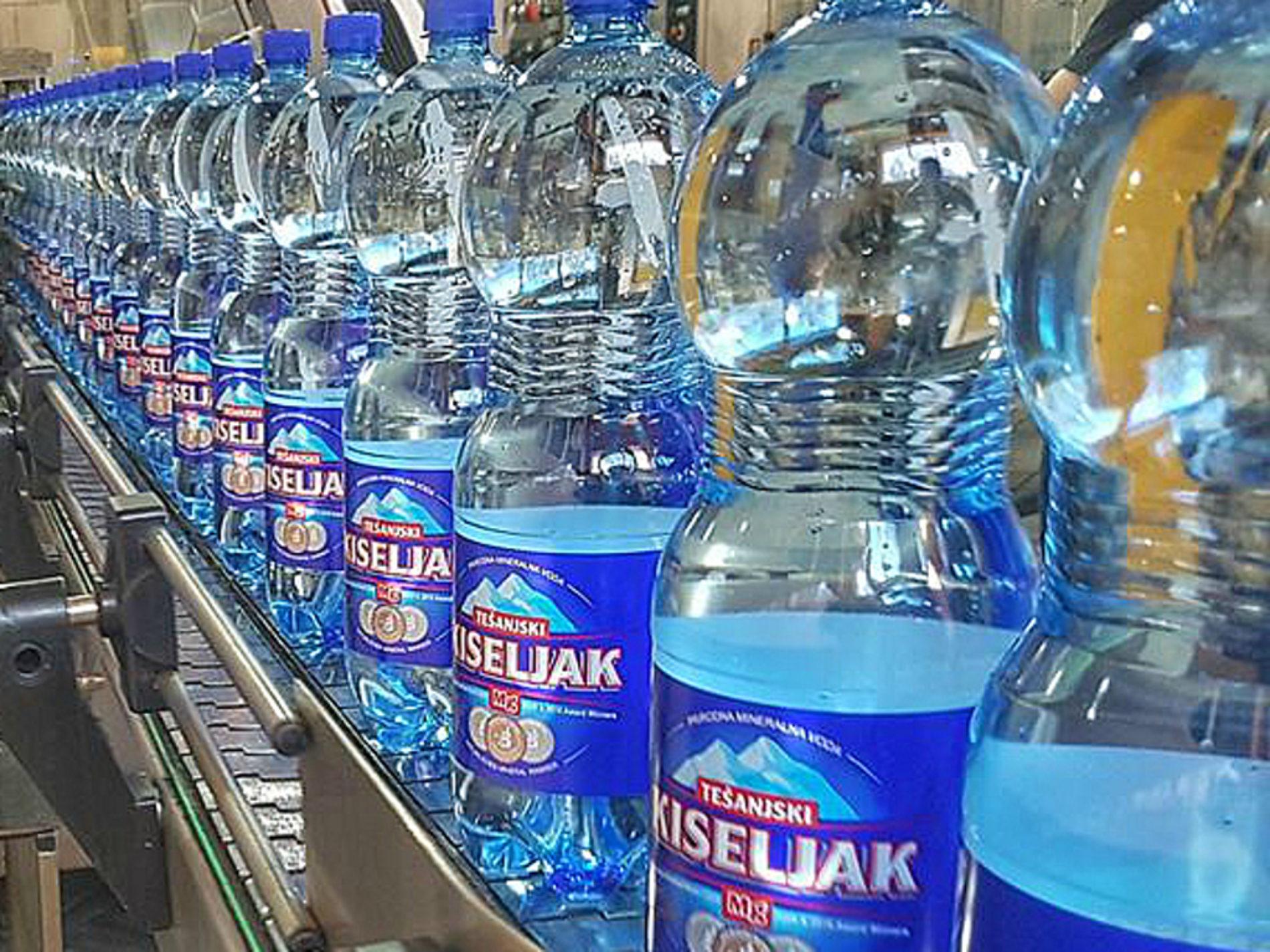 Zema iz Tešnja proširuje kapacitete u proizvodnji vode i sokova: Posao za više od 50 ljudi