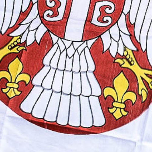 Bosanski ljiljan pod nogama srpskog orla
