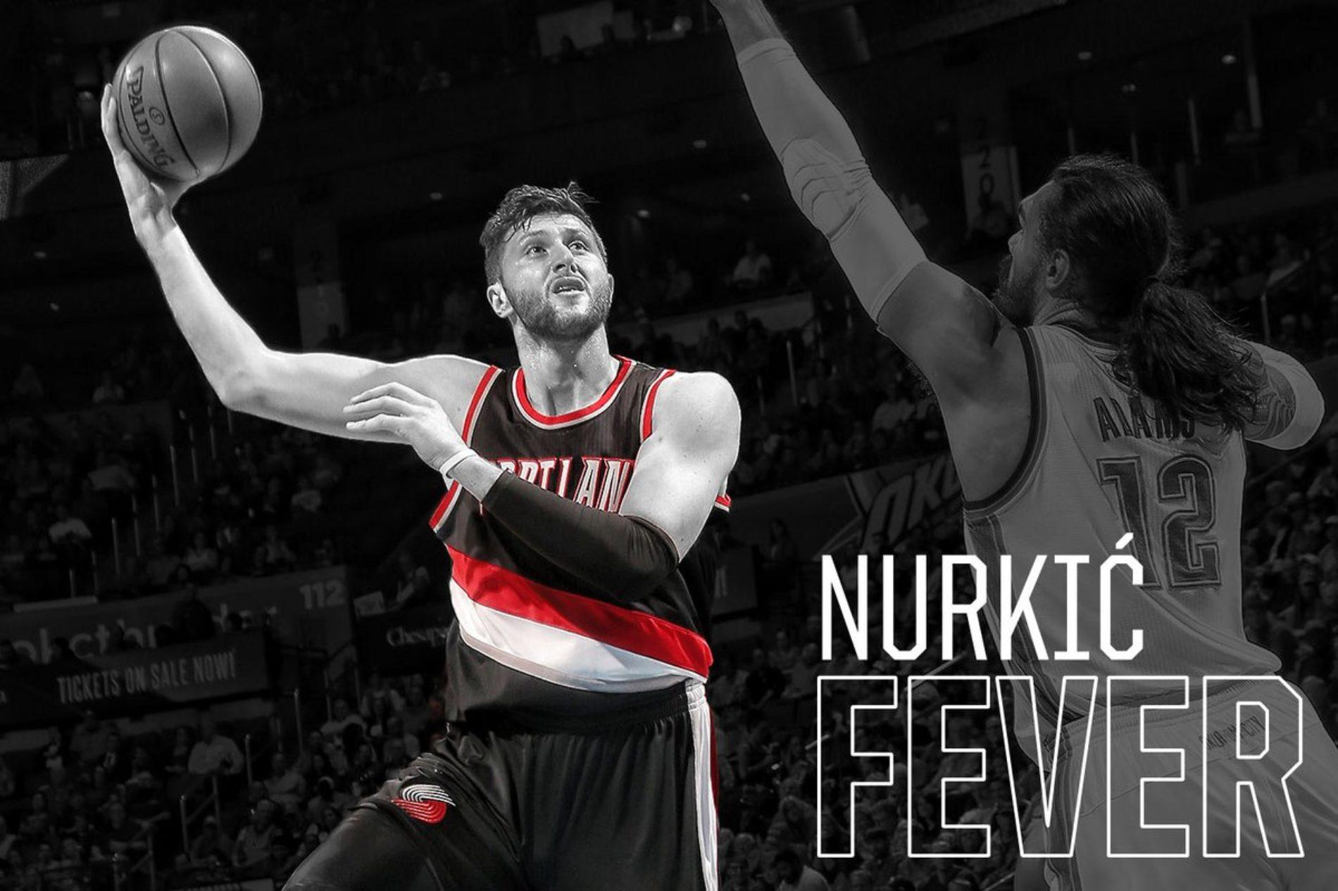 """Nurkić """"zaludio"""" sve u Portlandu: Bosanski NBA košarkaš na najbolji način promoviše svoju domovinu"""