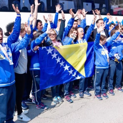 Sportisti Specijalne Olimpijade Bosne i Hercegovine u Austriji osvojili 14 medalja