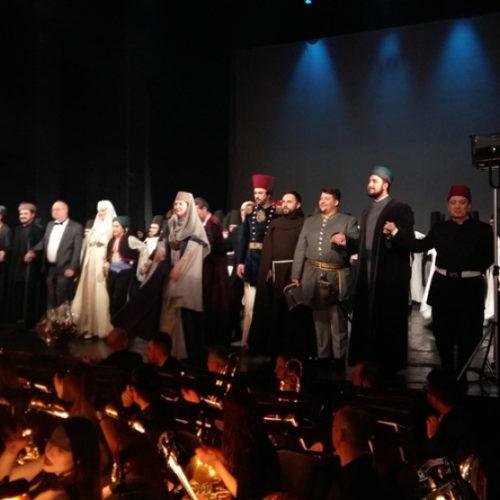 """Opera """"Zmaj od Bosne"""" nagrađena ovacijama u BKC-u Tuzla"""