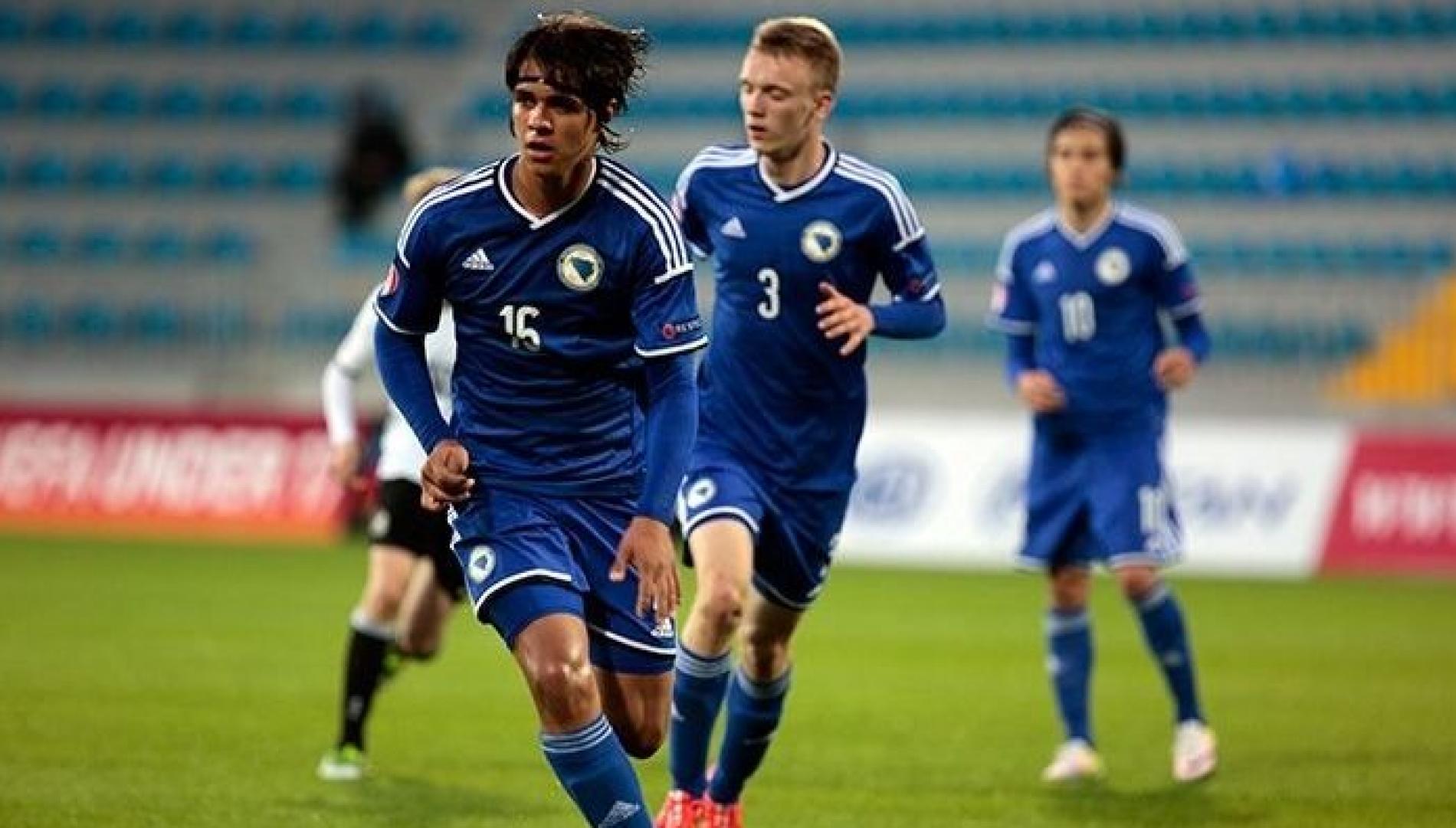 Rijad Sadiku, kapiten kadetske selekcije: Pitaju da li bih igrao za reprezentacije Kosova ili Albanije, ali uvijek im isto odgovorim