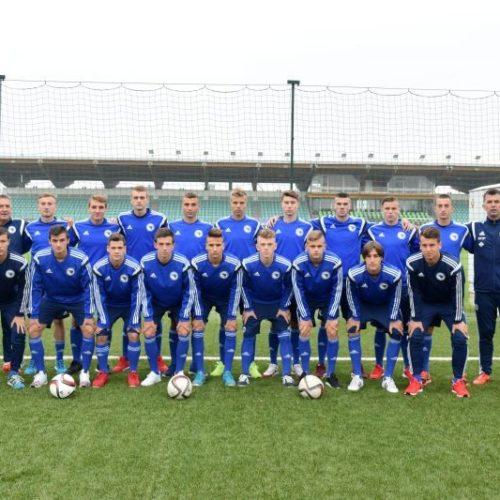 Mladi 'Zmajevi' bolji od 'Orlića' – Visoka pobjeda Bosne i Hercegovine na gostujućem terenu