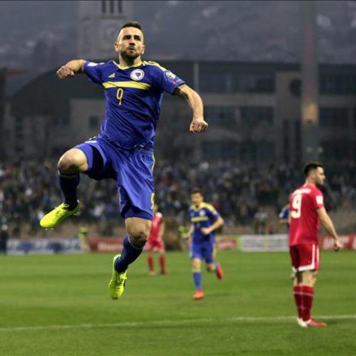 Bosna i Hercegovina rutinski protiv Gibraltara (VIDEO)