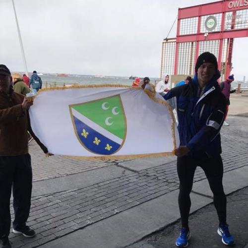 Maratonac Haris Koljenović osvojio drugo mjesto u New Yorku