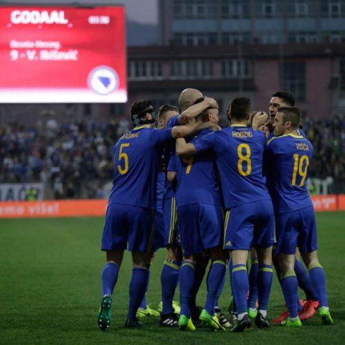 Albanija – Bosna i Hercegovina: Prijateljski fudbalski susret ilirske braće