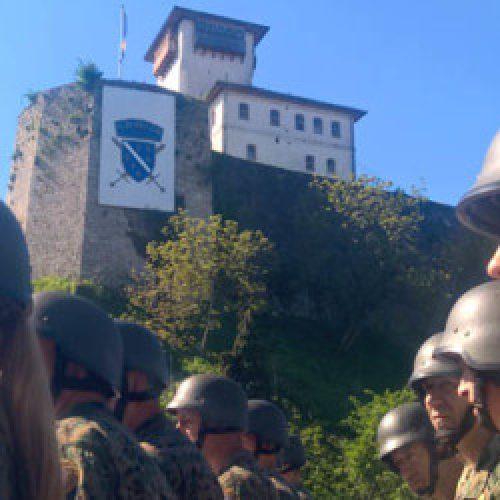 Niz aktivnosti u povodu dana formiranja Armije Bosne i Hercegovine u Tuzlanskom kantonu
