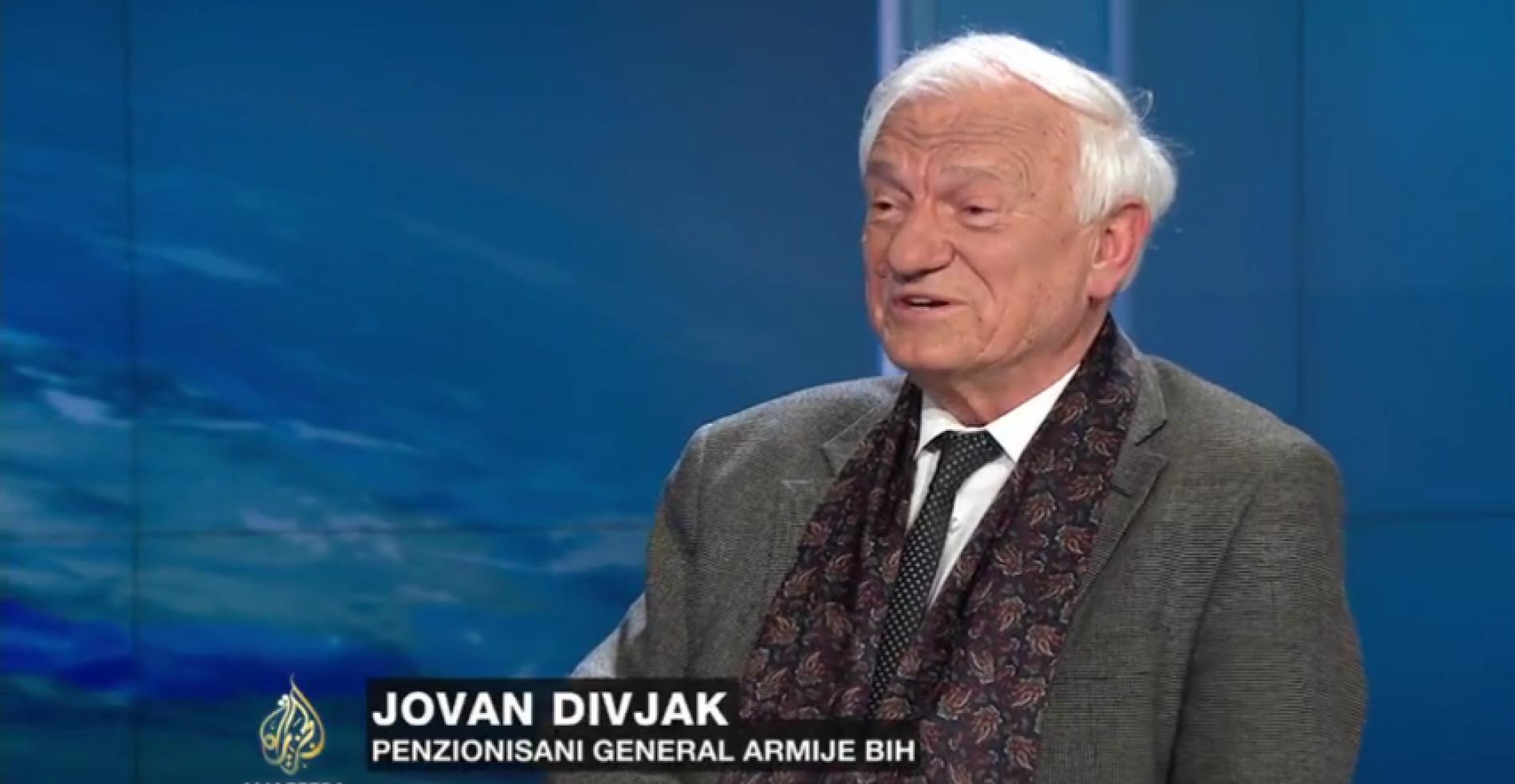 Divjak: Branili smo Bosnu i Hercegovinu od agresije, u njenim historijskim granicama (Video)