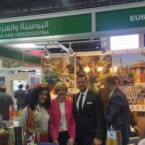 Turistički sajam u Emiratima: u Dubaiju velika zainteresovanost za posjete našoj zemlji, posebno u ljetnjem periodu