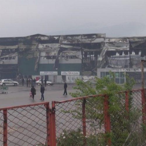 Bingo u Mostaru dan poslije požara (VIDEO)