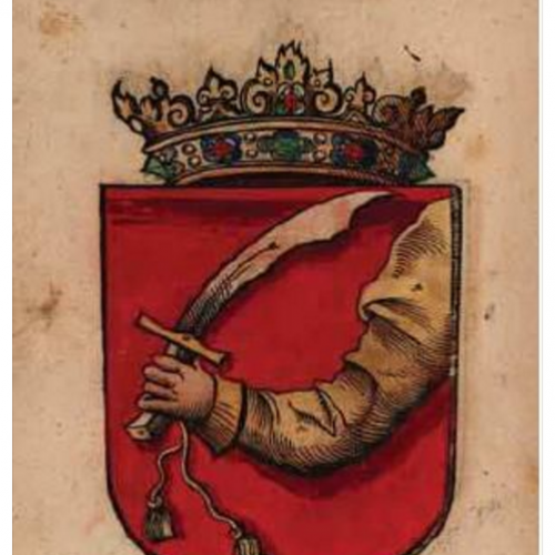"""Oklopljena ruka presavijena u laktu sa sabljom u stisnutoj šaci: Kako je """"grb Rame"""" postao """"grb Bosne"""""""