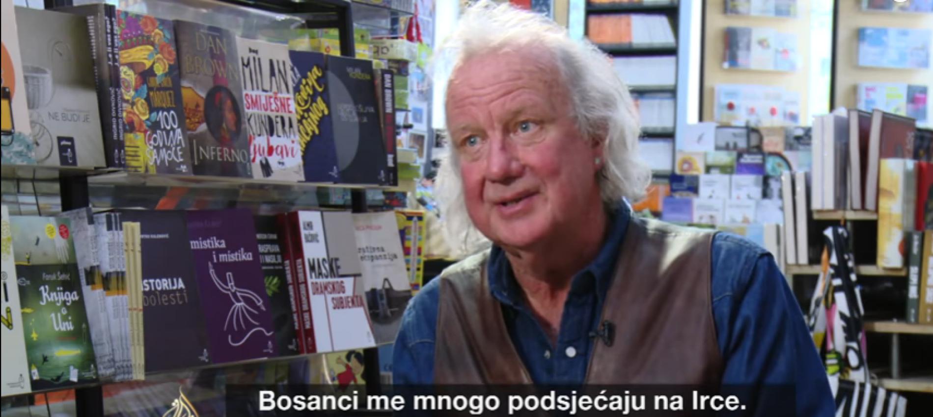 Ed Vulliamy o bosanskoj borbi protiv agresije i genocida: Možemo reći da je to bio drugi partizanski otpor na ovim prostorima