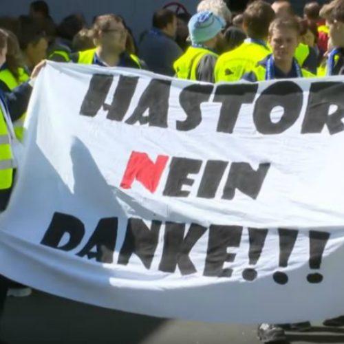 Dok u Bosni otvorenih ruku dočekuje njemačke investitore, u Njemačkoj protestuju protiv Hastora (Video)