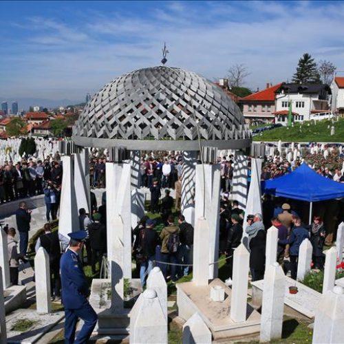 Sarajevo: Obilježavanje 25 godina od formiranja Armije Bosne i Hercegovine