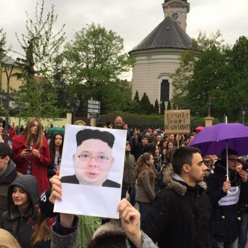 Nastavljaju se 'Protesti protiv diktature' u najsiromašnijoj evropskoj zemlji