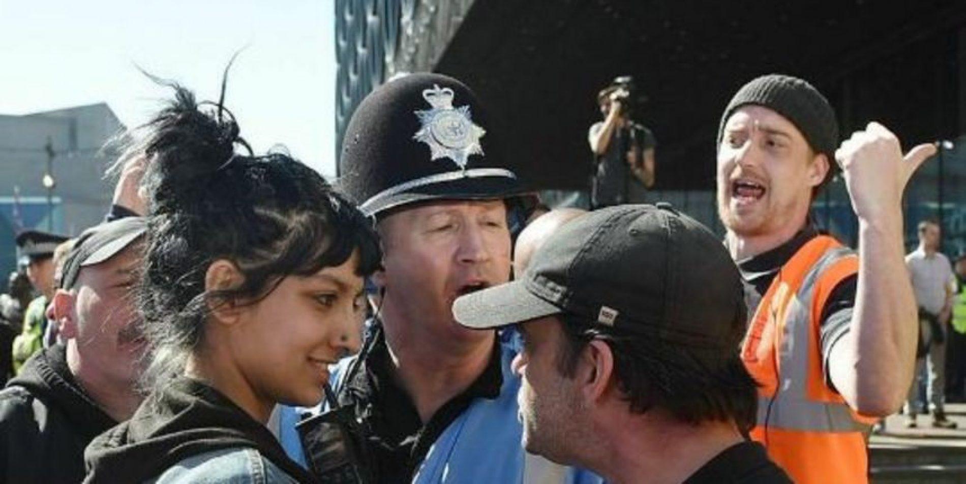 Ova djevojka bosansko-pakistanskih korijena postala je simbol otpora mržnji u Engleskoj