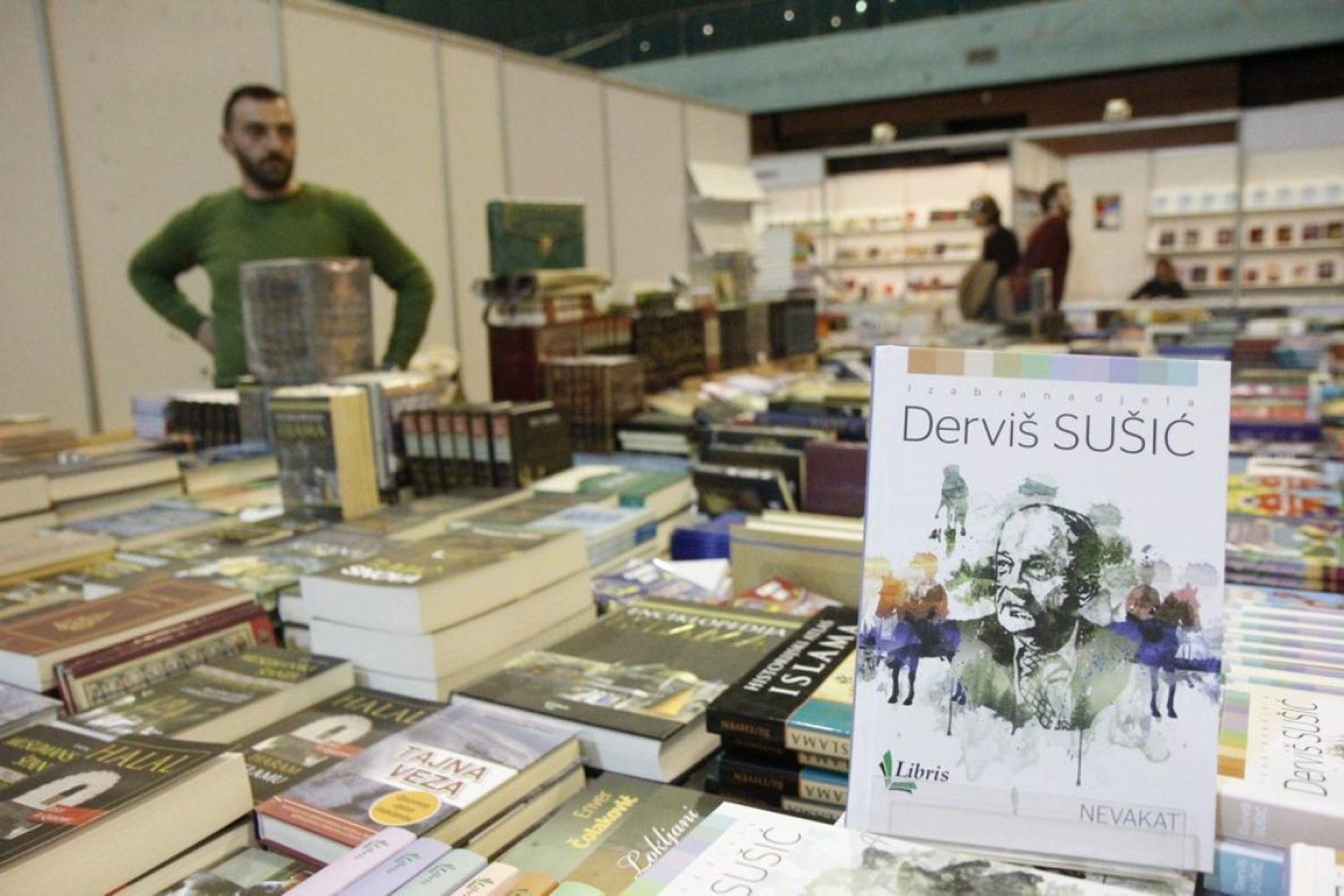 Sarajevski sajam knjiga: Nagrada za najbolji izdavački poduhvat pripala je izdavačkoj kući Libris za štampanje izabranih djela Derviša Sušića