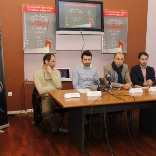Međunarodni sajam knjiga od 19. do 24. aprila u Sarajevu
