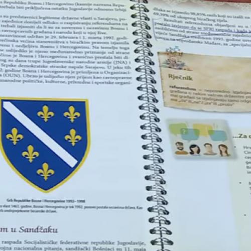 U Srbiji zaustavljeno izdavanje udžbenika na bosanskom jeziku: Beogradu smeta spominjanje bosančice, Crkve bosanske, bosanskih kraljeva, Sandžaka… (Video)