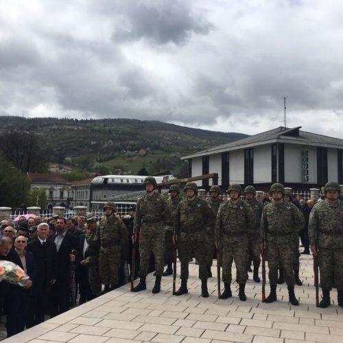 Travnik obilježava 25. godišnjicu formiranja Armije RBiH i 23. godišnjicu 7. korpusa