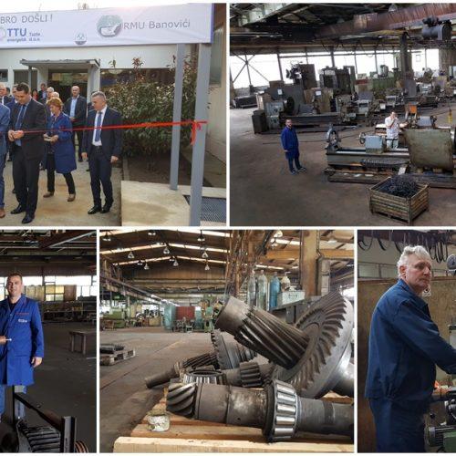 TTU Energetik vać na nogama: Za manje od mjesec dana potpisani ugovori vrijedni blizu šest miliona maraka