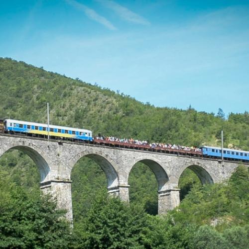 Stavljanje u funkciju željeznica u Krajini: Izvjesno uvođenje turističke linije