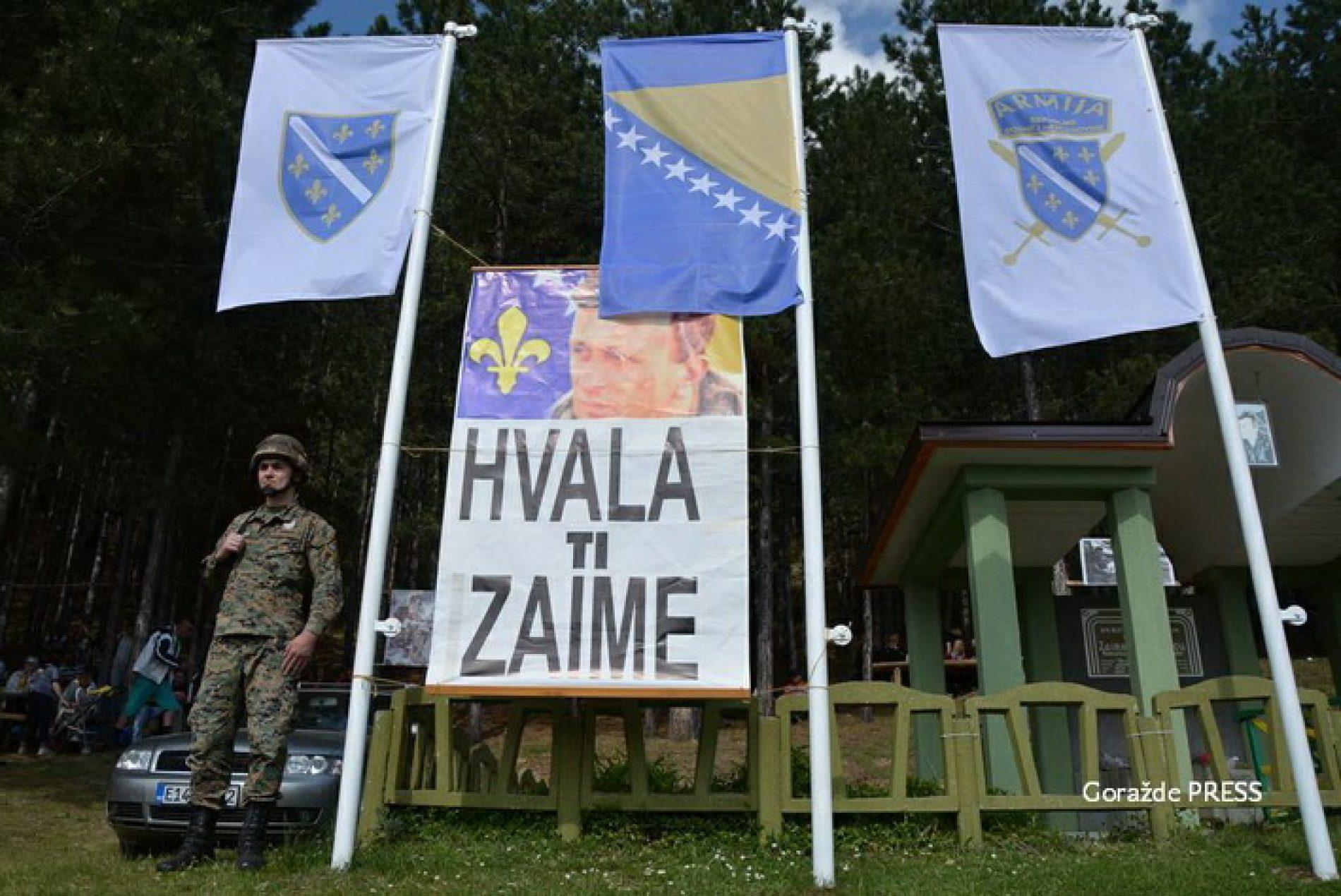 Goražde: Sjećanje na legendarnog komandanta rahmetli Zaima Imamovića