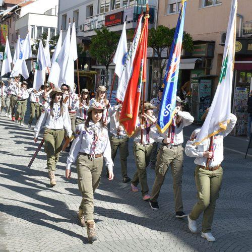 Bošnjaci Sandžaka obilježavaju Dan nacionalne zastave (Video)
