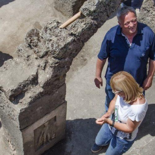 Prozor: Prezentirani prvi iskopni radovi arheološkog nalazišta na brdu Gradac (Video)