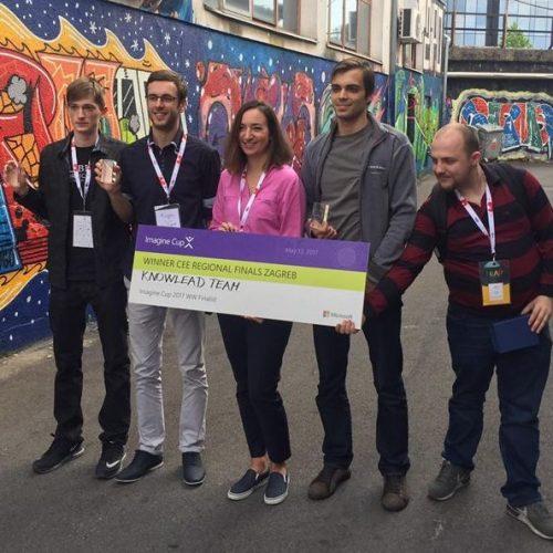 Bosanski studenti osvojili prvo mjesto na prestižnom regionalnom Microsoftovom takmičenju