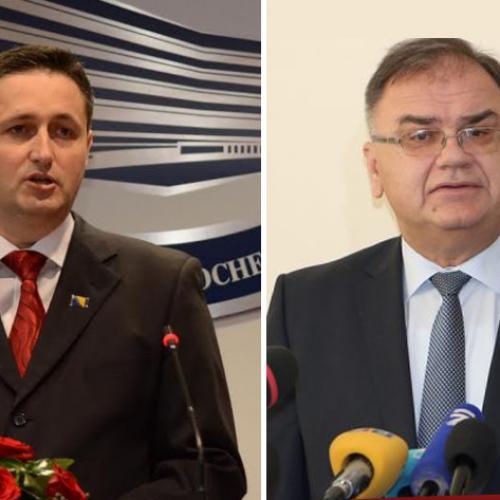Bećirović: Garant opstanka Bosne i Hercegovine su njeni patrioti, a ne Srbija i njene sluge Ivanić i Dodik