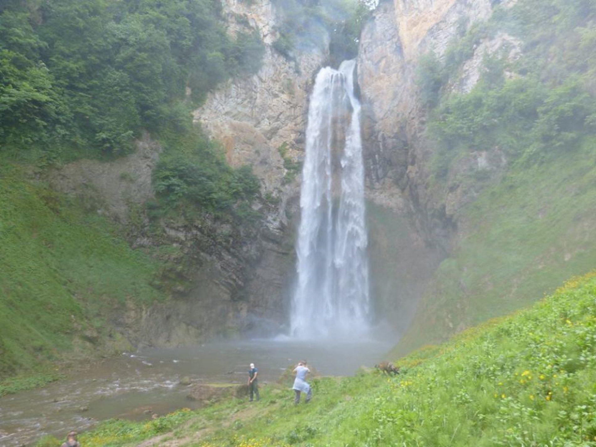 Tako se čuva priroda: Očišćen lokalitet vodopada Blihe