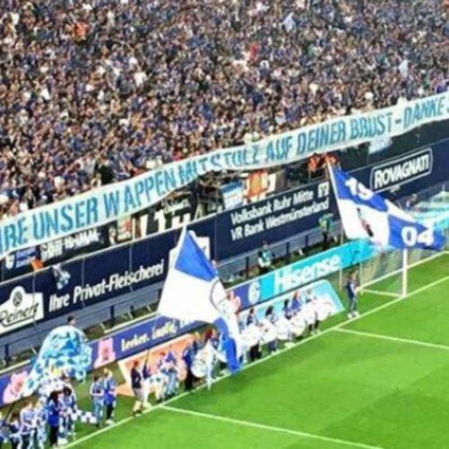 Zaslužio poštovanje Nijemaca: Navijači Schalkea se dirljivom porukom oprostili od bosanskog fudbalera