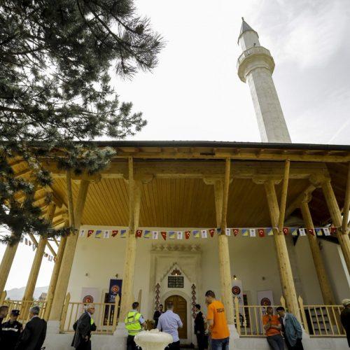 Džamije Foče zalog obnove zajedništva cijele Bosne i Hercegovine