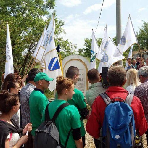 Memorijalni marš: U Gračanici se sjećaju presudne bitke za odbranu grada