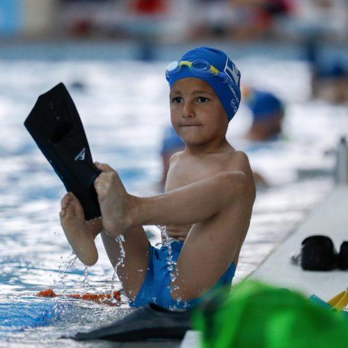 Šestogodišnji Ismail Zulfić: Od dječaka koji se bojao plivanja do osvajača zlatne medalje