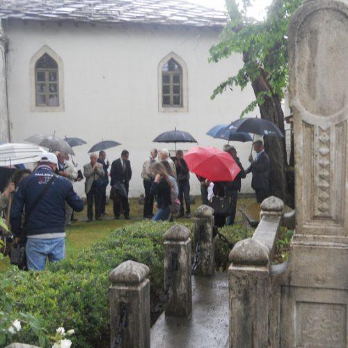 Obilježena godišnjica smrti Mujage Komadine: Bio je najbolji gradonačelnik Mostara