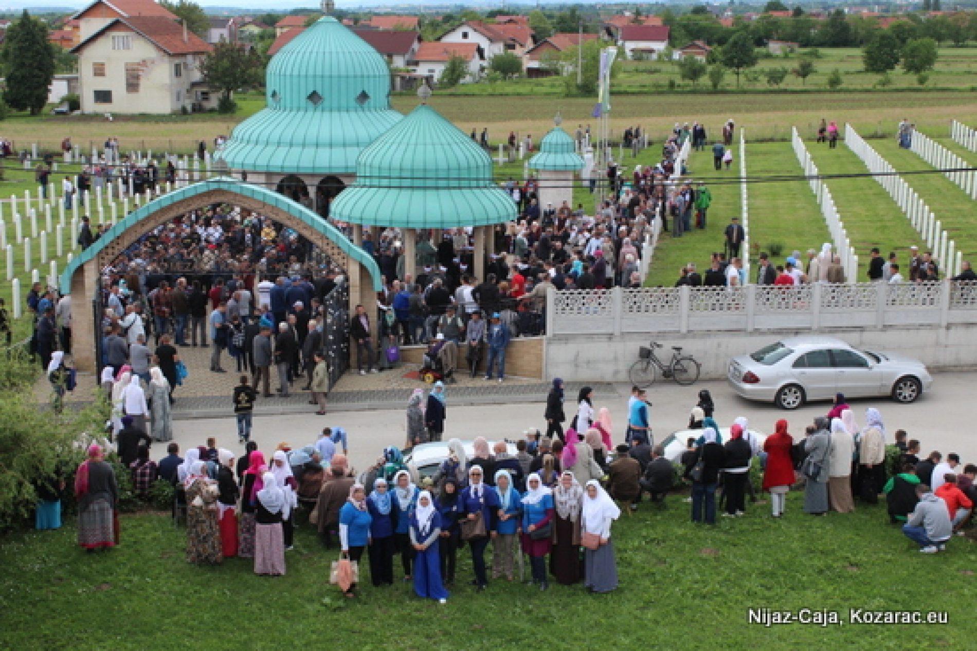 U Kozarcu obilježena godišnjica progona Bošnjaka