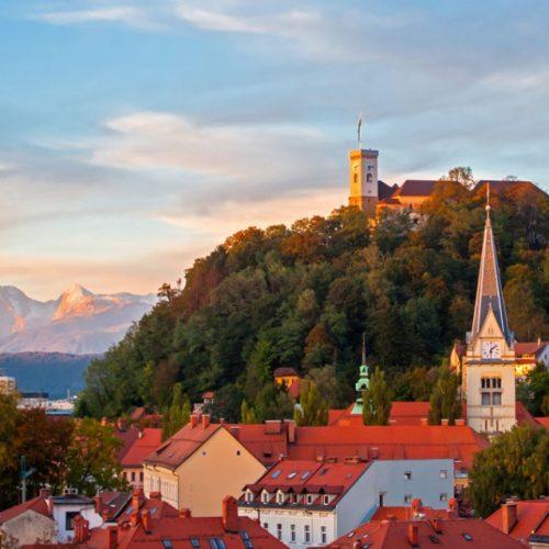 Ljubljana – raskrsnica puteva