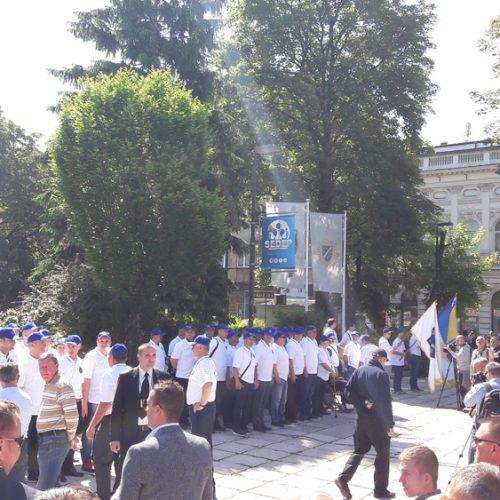 Nakon 25 godina postrojili se veterani Prve brigade policije Stari Grad (Foto)