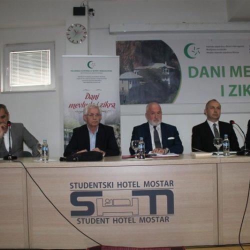 Mostar: Naučni skup posvećen Ćamilu Avdiću, istaknutom vjerskom i naučnom radniku bošnjačke emigracije u Americi