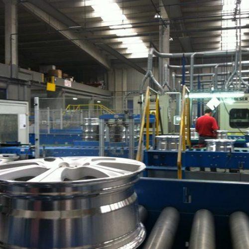 Kompanija iz Jajca proizvodi aluminijske felge za njemačko tržište