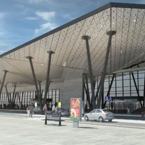 Pogledajte kako će izgledati novi terminal Aerodroma Sarajevo