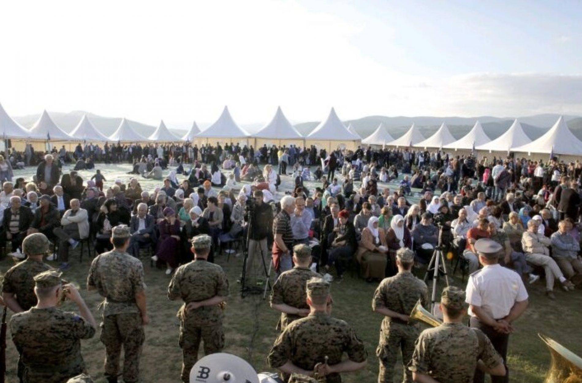 Historijski čas i iftar na Žuči: 3.000 ljudi na lokalitetu koji je bio ključan za odbranu grada