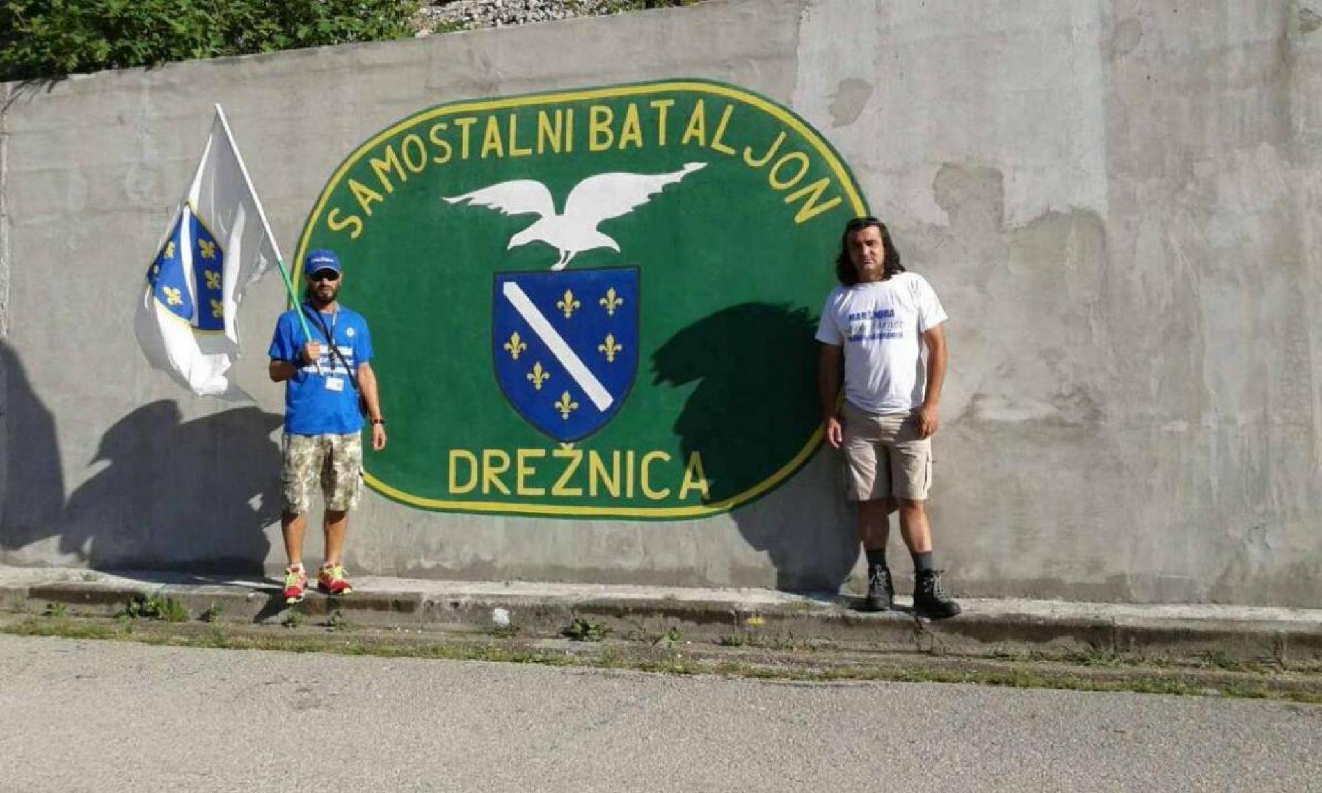 Marš mira: Iz Drežnice krenuli pješice ka Srebrenici